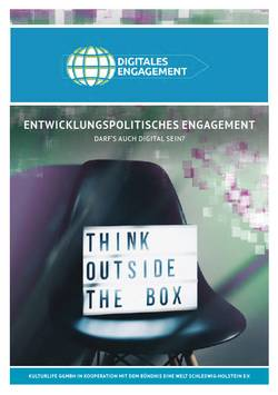 Cover: Handbuch Digitales Engagement