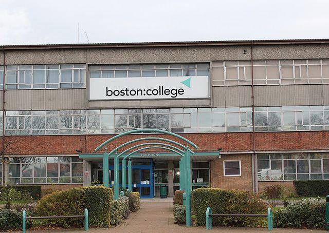 Boston college application status