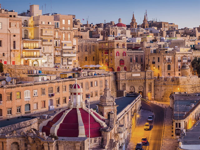 Malta Arbeiten