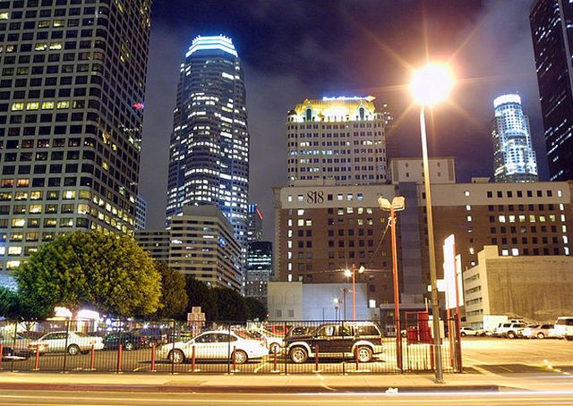 homestay usa mit kulturlife big city lights in los angeles. Black Bedroom Furniture Sets. Home Design Ideas